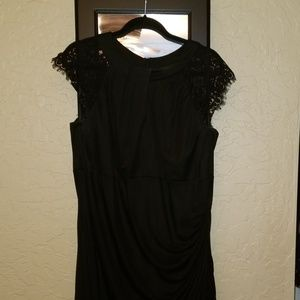 Betsy Adams Evening Dress